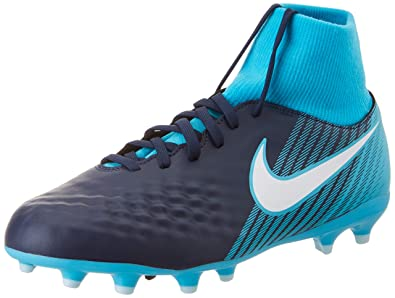 aca75bb34e32 Nike Junior Magista Onda II DF FG Soccer Cleats - Obsidian Size  3Y