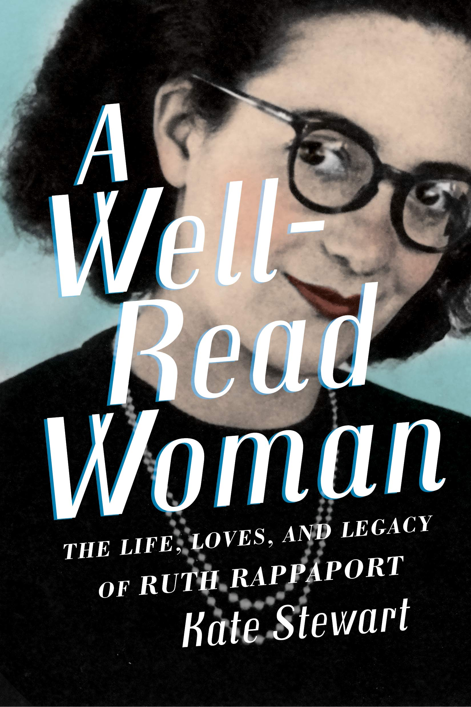 A Well-Read Woman book cover