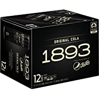 12-Pk. Pepsi Cola 1893 Original Cola Sugar