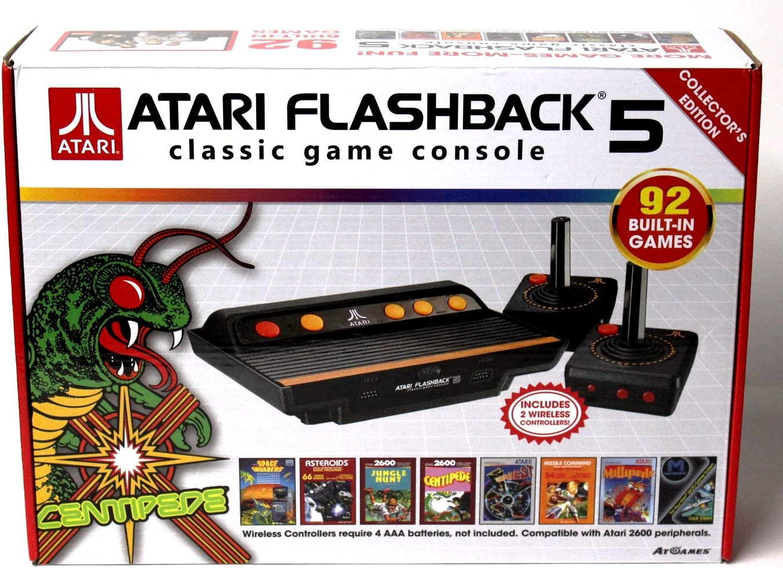 Atari Flashback 5 hook up