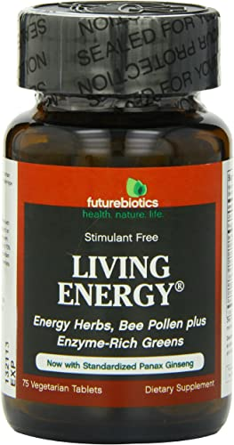 Futurebiotics Living Energy