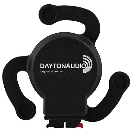 Dayton Audio DAEX25 Pair of Sound Exciters (Black)