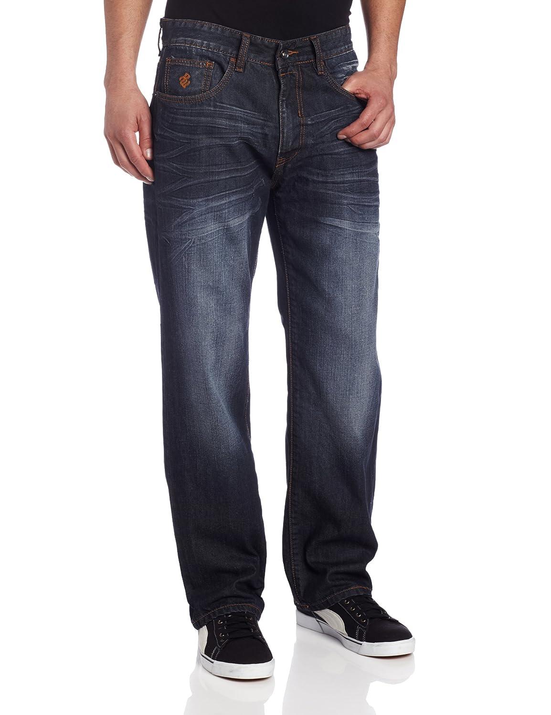 Rocawear Men's Flame Stitch Original-Fit Core Jean Rocawear Young Men's R00J969