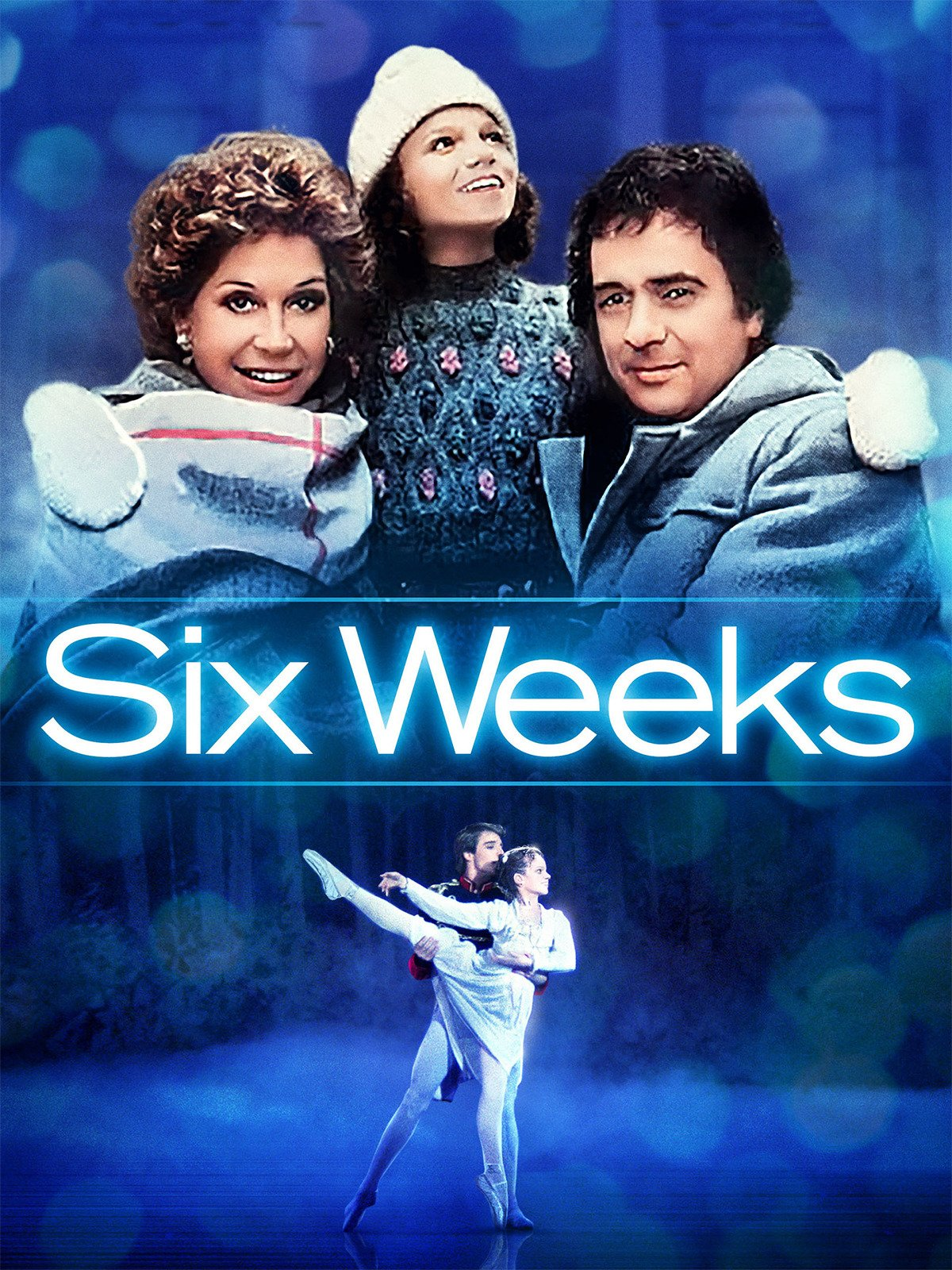 Six Weeks on Amazon Prime Video UK