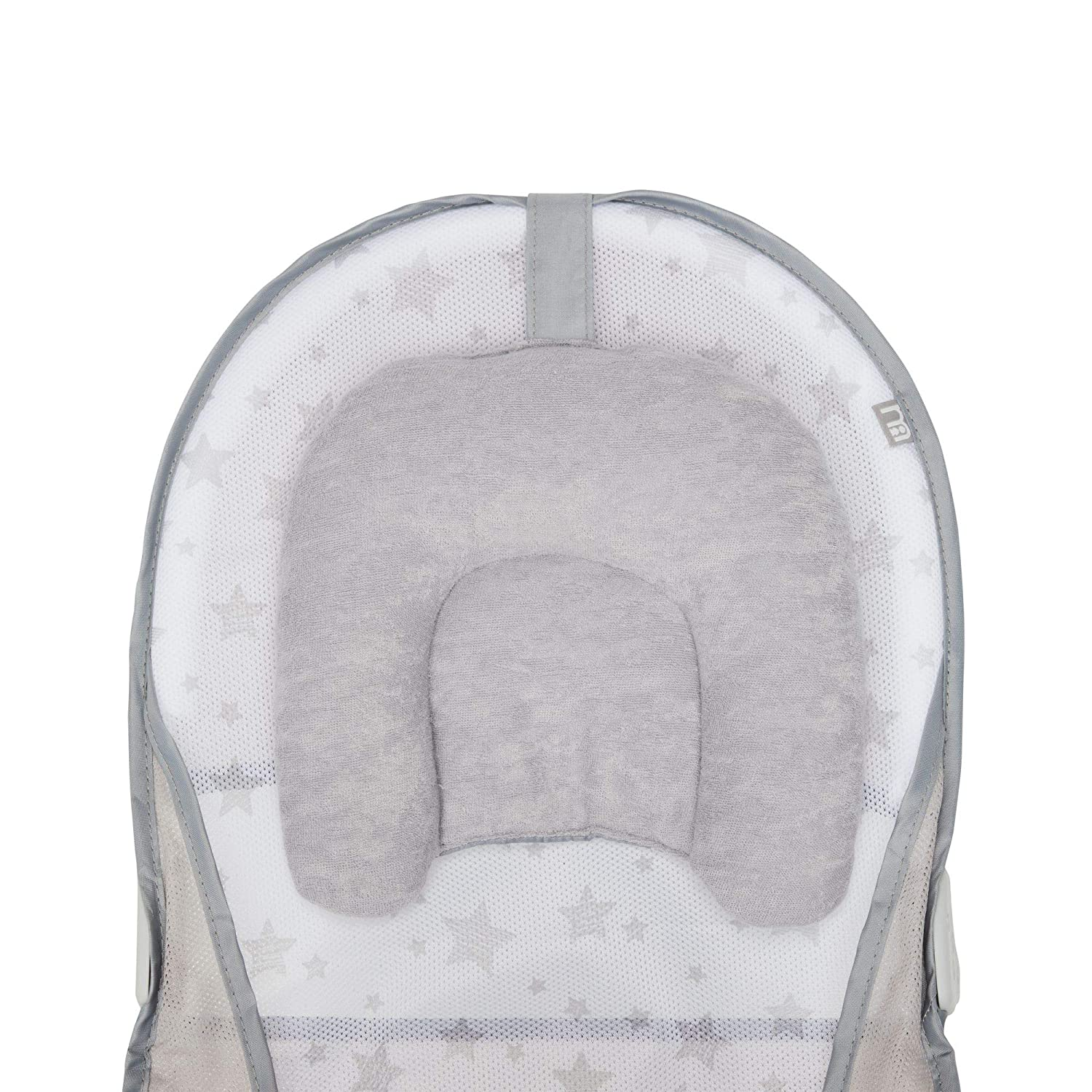 Mothercare Baby Bather Grey Stars