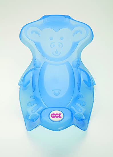 Buy Okbaby Monkey Bath Seat (Blue) Online at Low Prices in India ...