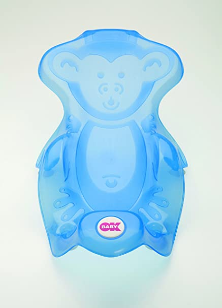 OK-Bebé pequeña silla de baño evolución Flipper blanco ...