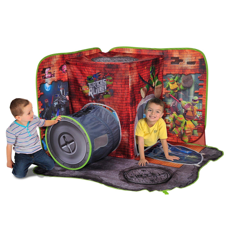 sc 1 st  Amazon UK & Knorrtoys N6443 3D Scenery - Ninja Turtles: Amazon.co.uk: Toys u0026 Games