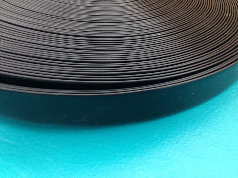 "1.5"" x 10' Vinyl Outdoor Patio Lawn Furniture Repair Strap Strapping - Dark Brown"
