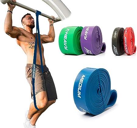 ActiveVikings® Bandas de fitness pull-up, perfectas para el ...