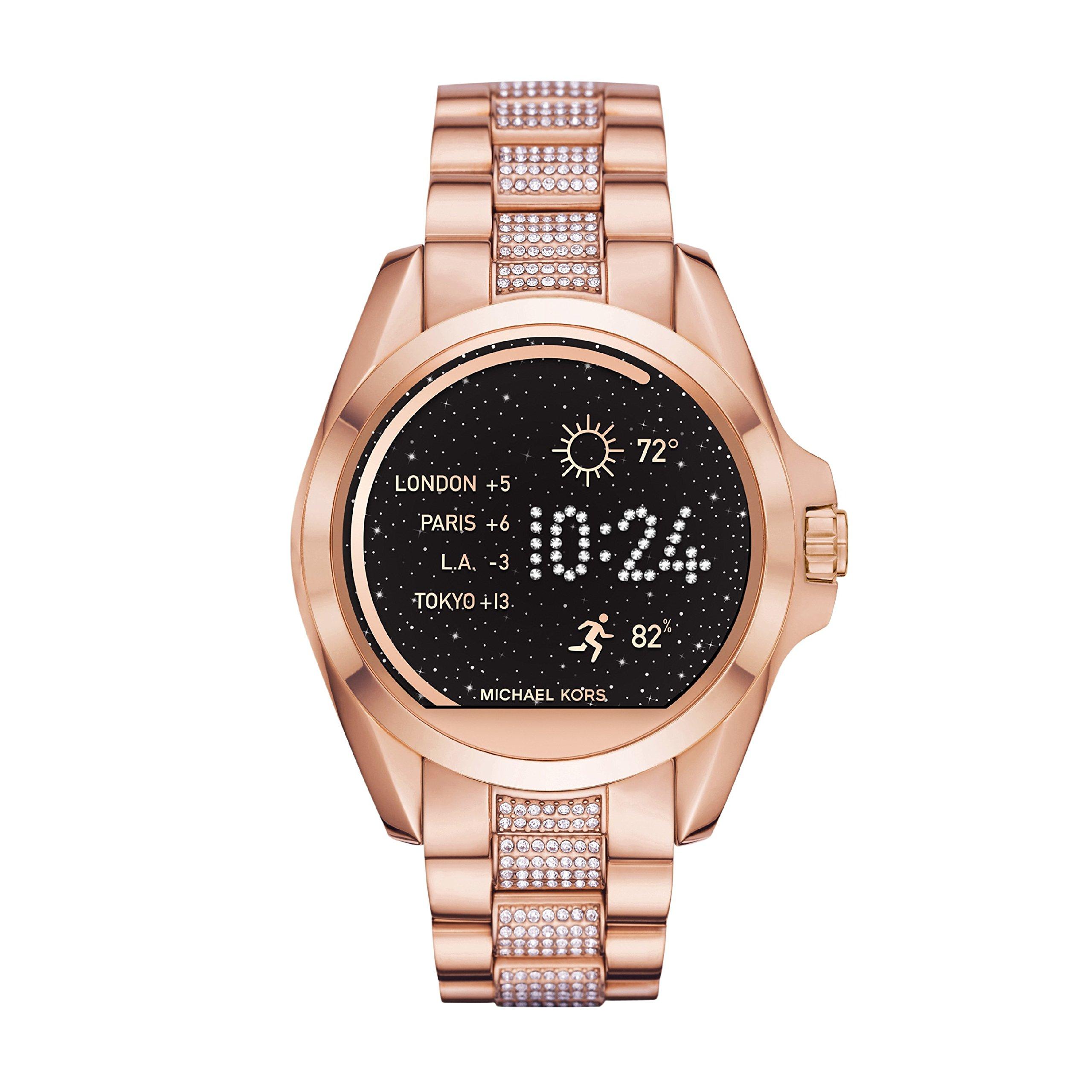 MICHAEL KORS BRADSHAW smartwatch MKT5018