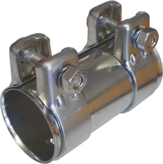 Auspuff Schelle Universal Verbinder Ø 43 mm x 90 mm