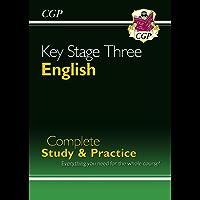 New KS3 English Complete Study & Practice (CGP KS3 English) (English Edition)