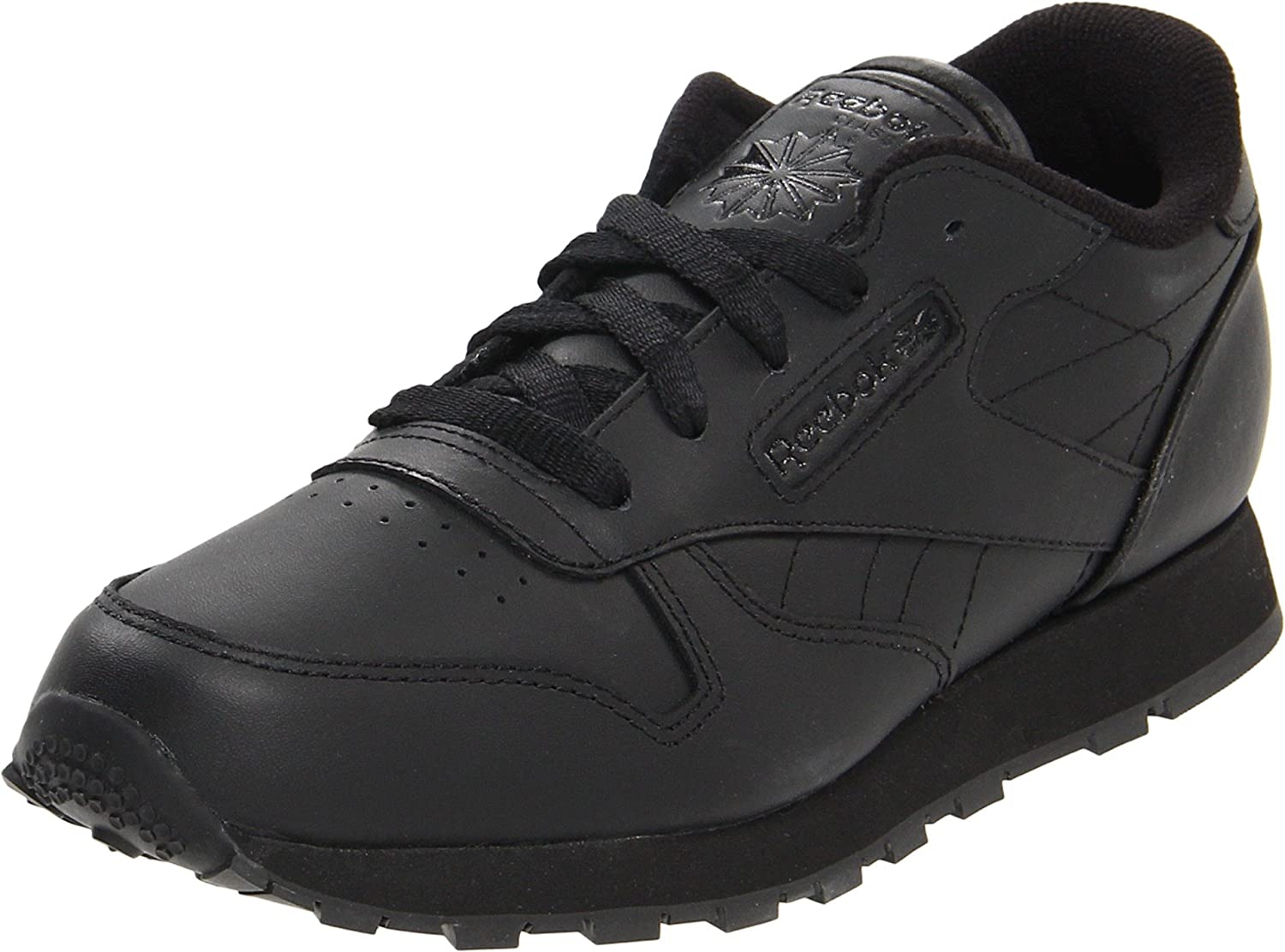 Reebok Classic Leather Shoe (Little Kid) 65f2c3a95