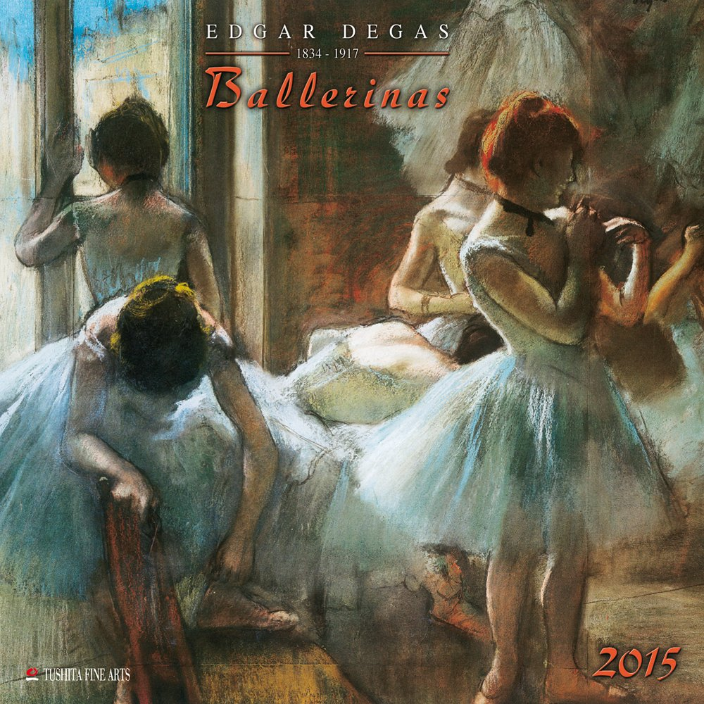 Amazon.com: Edgar Degas Ballerinas (Fine Arts) (9783955705374): Tushita  Publishing: Books