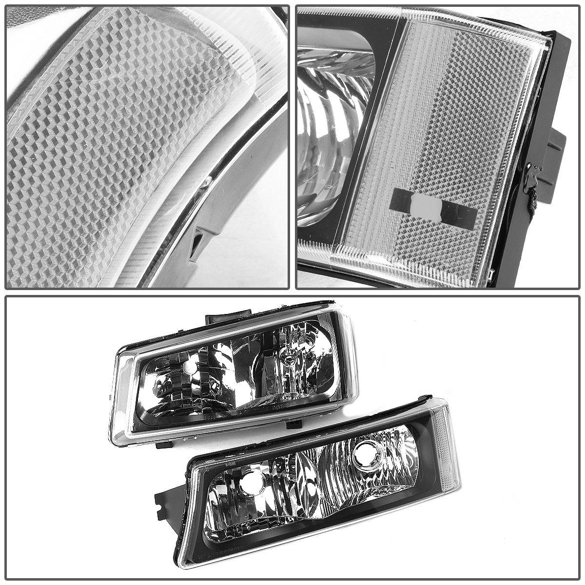 amazon dna motoring hl oh cs03 4p bk cl1 headlight assembly Chevy Colorado LED Lights amazon dna motoring hl oh cs03 4p bk cl1 headlight assembly driver passenger side automotive