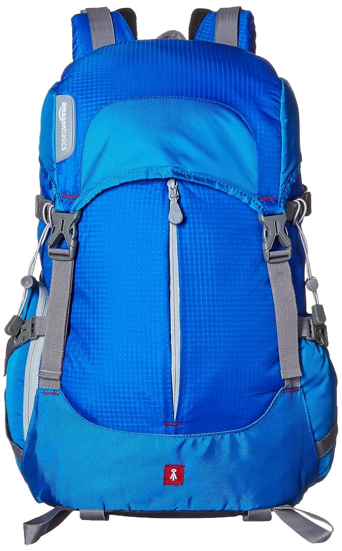 AmazonBasics - Kamera-Rucksack, Wander-Ausrüstung, Blau Wander-Ausrüstung NT-EX300L-1