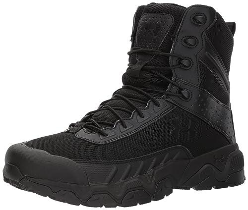 Under Armour Hombre Valsetz 2.0 funcional Botas Zapatillas - Negro, 44