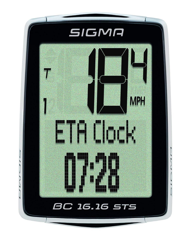 Sigma BC 16.16 STS Wireless Bike Computer