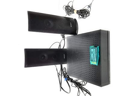 Sony TA-SA300WR Wireless Home Theatre Surround Amplifier w/EZW-RT50 Dongle