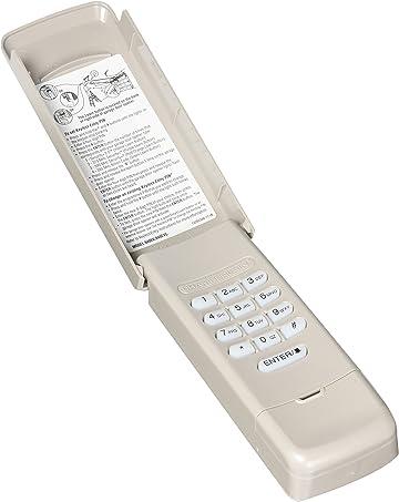 Liftmaster Wireless Keyless Entry 877lm Garage Door Remote
