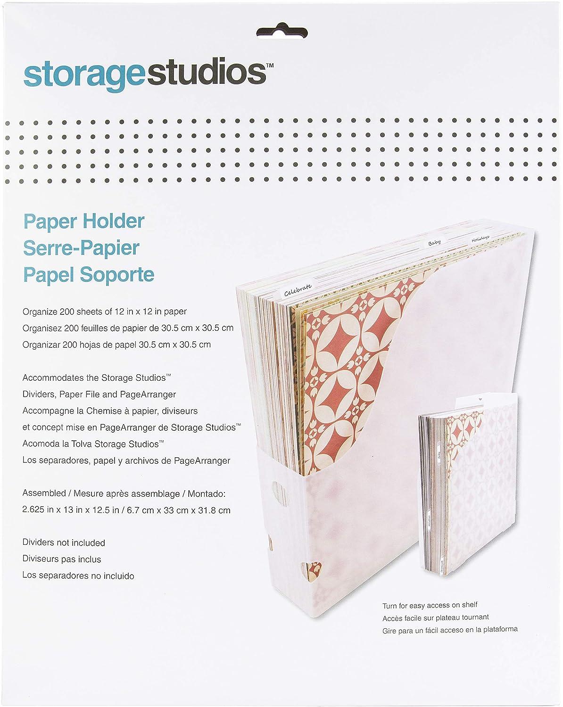 Advantus Corporation 94839 Storage Studios Tabbed Dividers W//Labels 36//Pkg 12.13X12.88 12 Pack