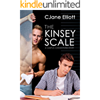 The Kinsey Scale: A College M/M Friends To Lovers Romance (Campus Connections Book 1) book cover