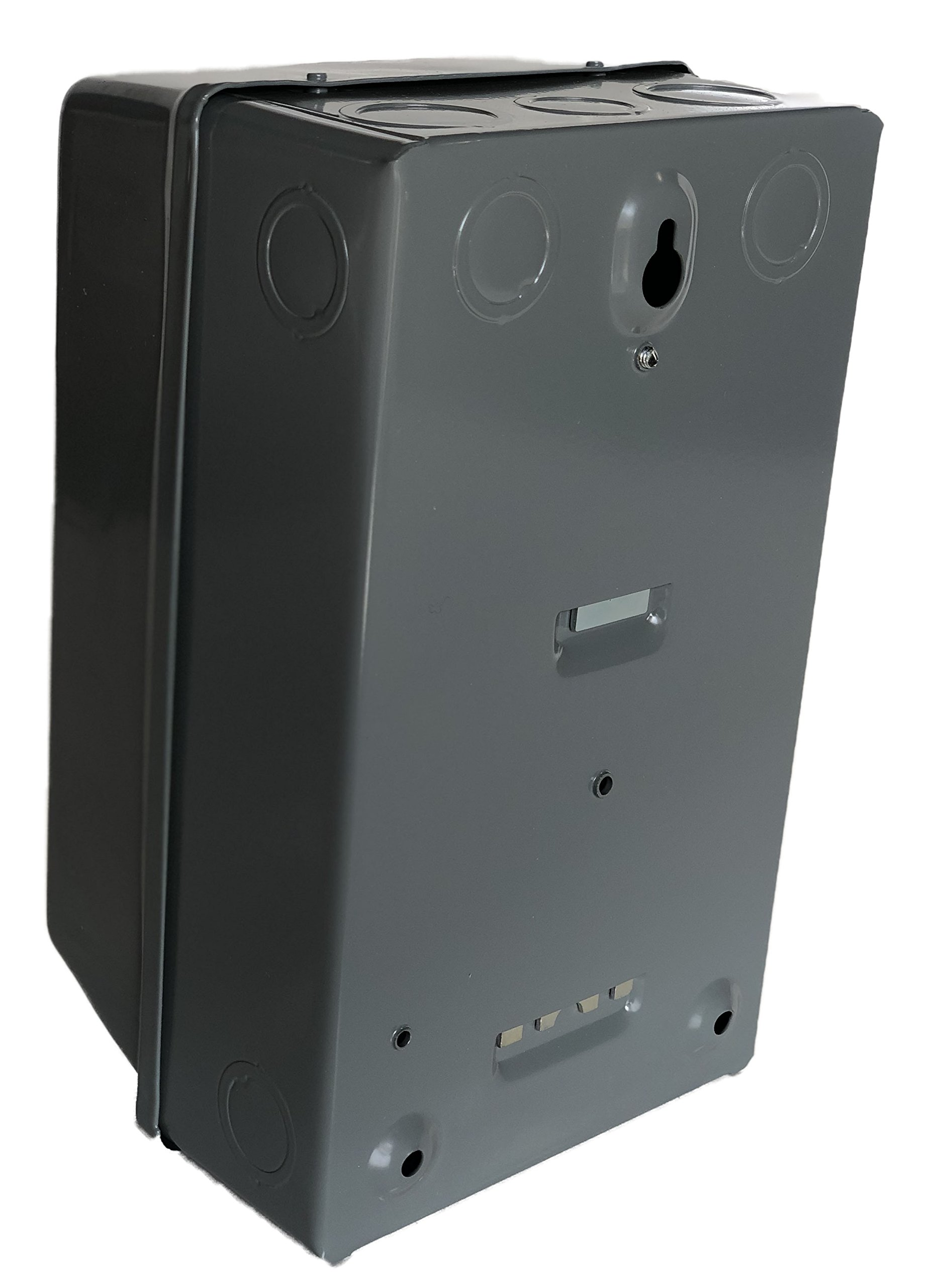 5HP 1-Phase 230V Definite Purpose Motor Starter for Electric Motor from SQUARE D, Model 8911DPSG32V09, 8911DPSO32V09 by Square D (Image #3)
