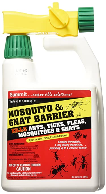 Gnat barrier to bathroom