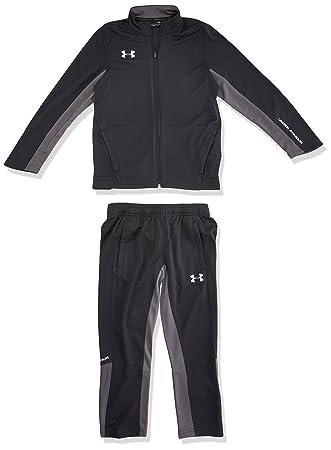 officiële afbeeldingen beste online verkoop retailer Under Armour Jungen Y Challenger Ii Knit Warm-up Trainingsanzug