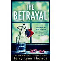 The Betrayal: One of the most gripping psychological thriller books of 2020, the start of a new suspense series (Olivia…