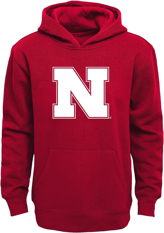 Outerstuff NCAA Boys NCAA Kids /& Youth Boys Team Logo Pullover Hoodie