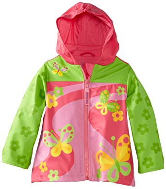 Amazon.com: Stephen Joseph Girls' Rain Coats: Clothing