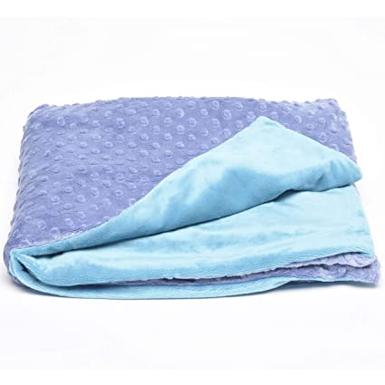 e5a111b3c3440 Creature Commforts 12 lb Weighted Blanket (for 110lb individual 10-15 Years  Old)