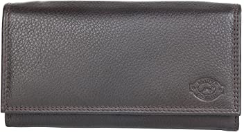 Fast Worldwide shipping. Men/'s black soft genuine leather wallet with Gazello