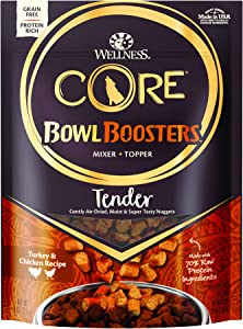 Wellness Core Natural Grain Free Bowl Boosters Pure Dog Food Mixer Or Topper