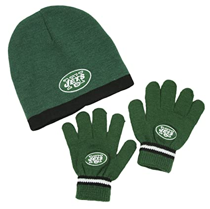 f0581bc26 Image Unavailable. Image not available for. Color  New York Jets NFL Little  Boys Knit ...