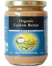 Nuts to You Nut Butter Organic Cashew Butter, 365 Grams