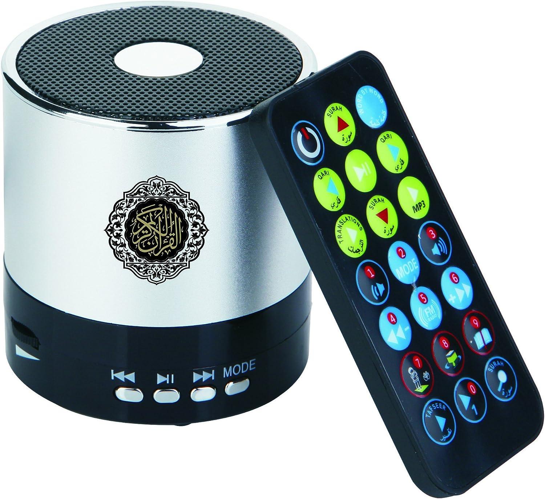 Quran Speaker –Arabic English Mp3 Audio Digital Display: Amazon.co.uk:  Electronics