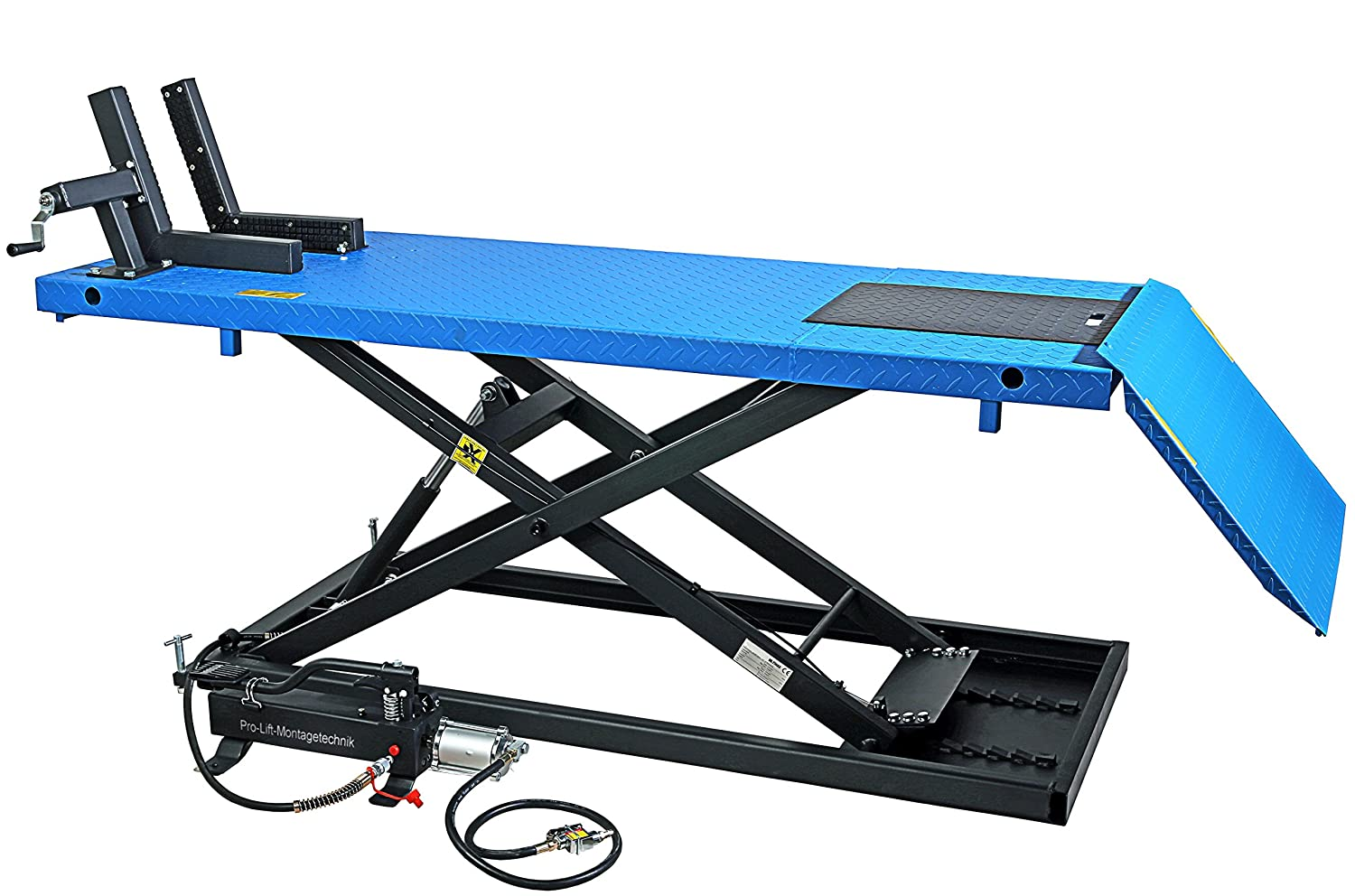 PRO Lift Mounting Technology 675kg Scissors Stage, Hydraulic