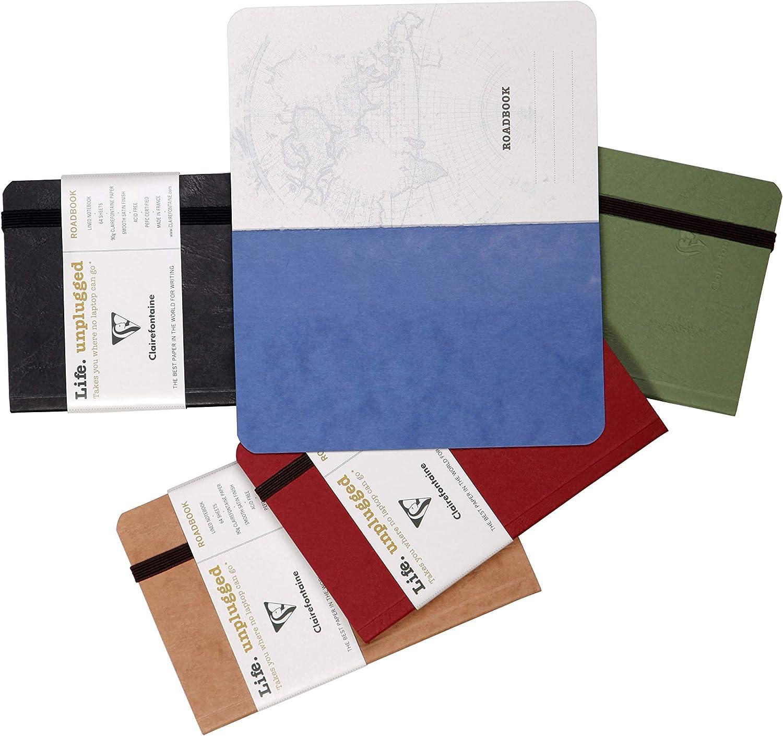 Clairefontaine 201875/C 9/x 4/x 16/cm piccola tasca vintage regalo