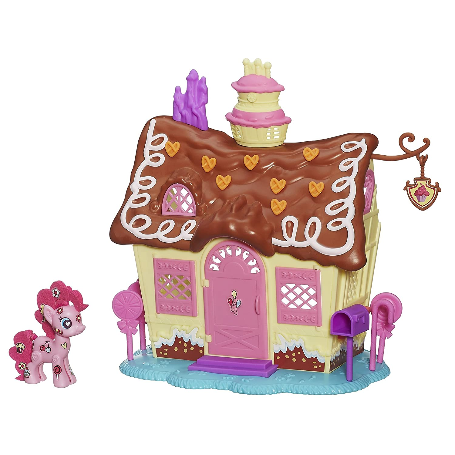 My Little Pony Pop Pinkie Pie Sweet Shoppe Playset