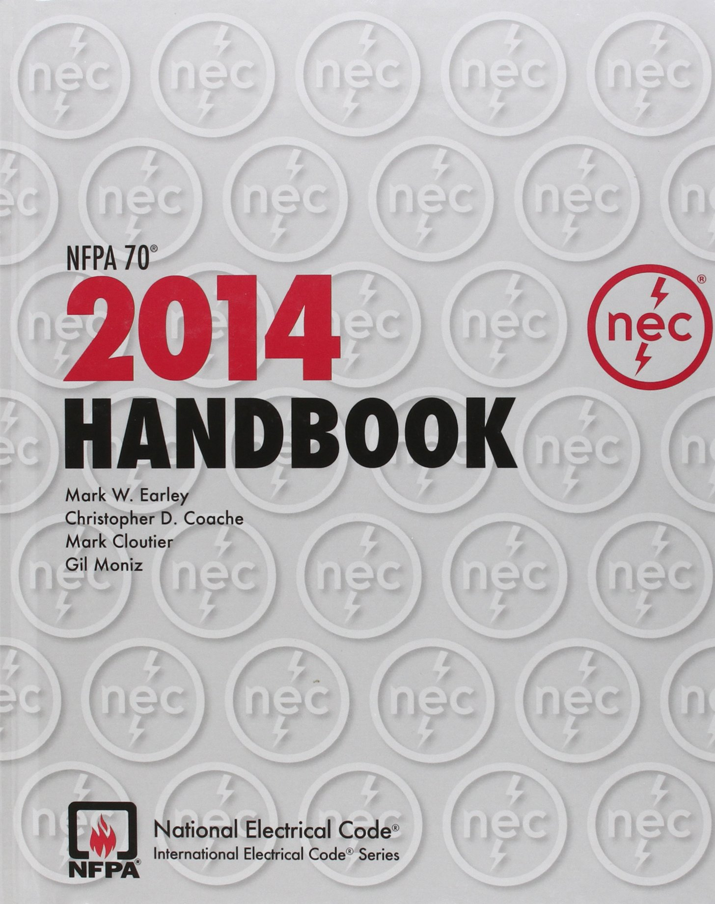 National Electrical Code 2014 Handbook (International Electrical Code) by Delmar Cengage Learning