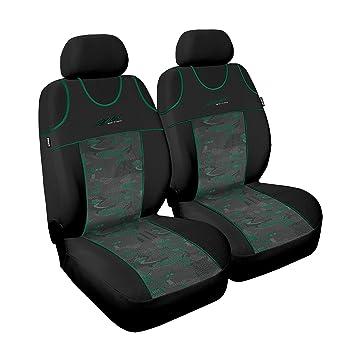 Autositzbezüge Ford Fiesta Universal Set Blau Sitzbezüge Sitzbezug Autositz PKW