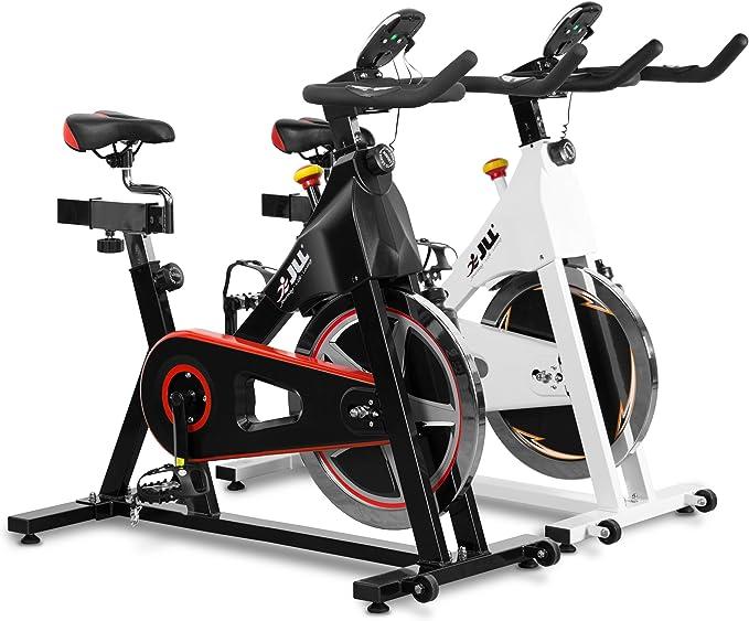Bicicleta estática JLL® ic300 2016, cardio entrenamiento, Inercia ...