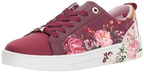 9e5cb72aa409 Ted Baker Women s Gielli Sneaker  Amazon.co.uk  Shoes   Bags