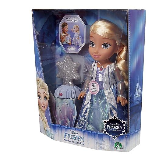 56 opinioni per Giochi Preziosi Frozen- Bambola Elsa Luci del Nord con Canzone
