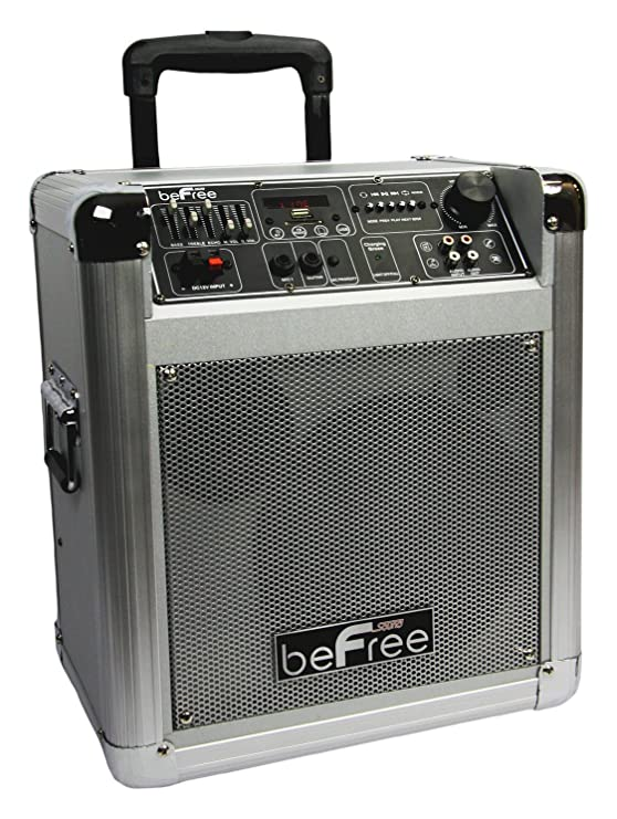 Review beFree Sound BFS-4505 Sleek