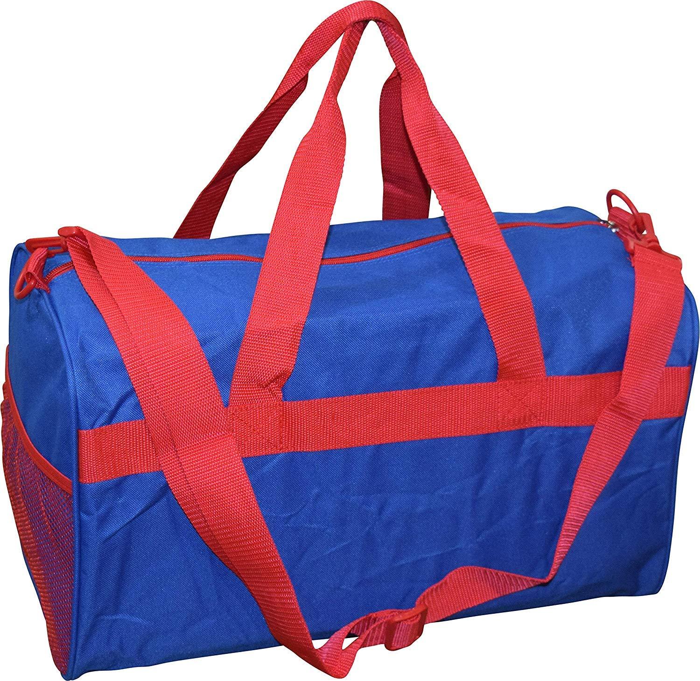 Nickelodeon Paw Patrol Boys 18 Carry-On Duffel Bag Blue Red
