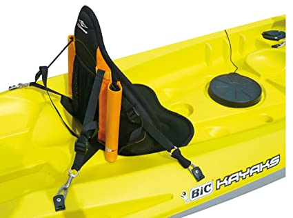 Amazon.com: BIC Deluxe Kayak Pesca Respaldo: Sports & Outdoors